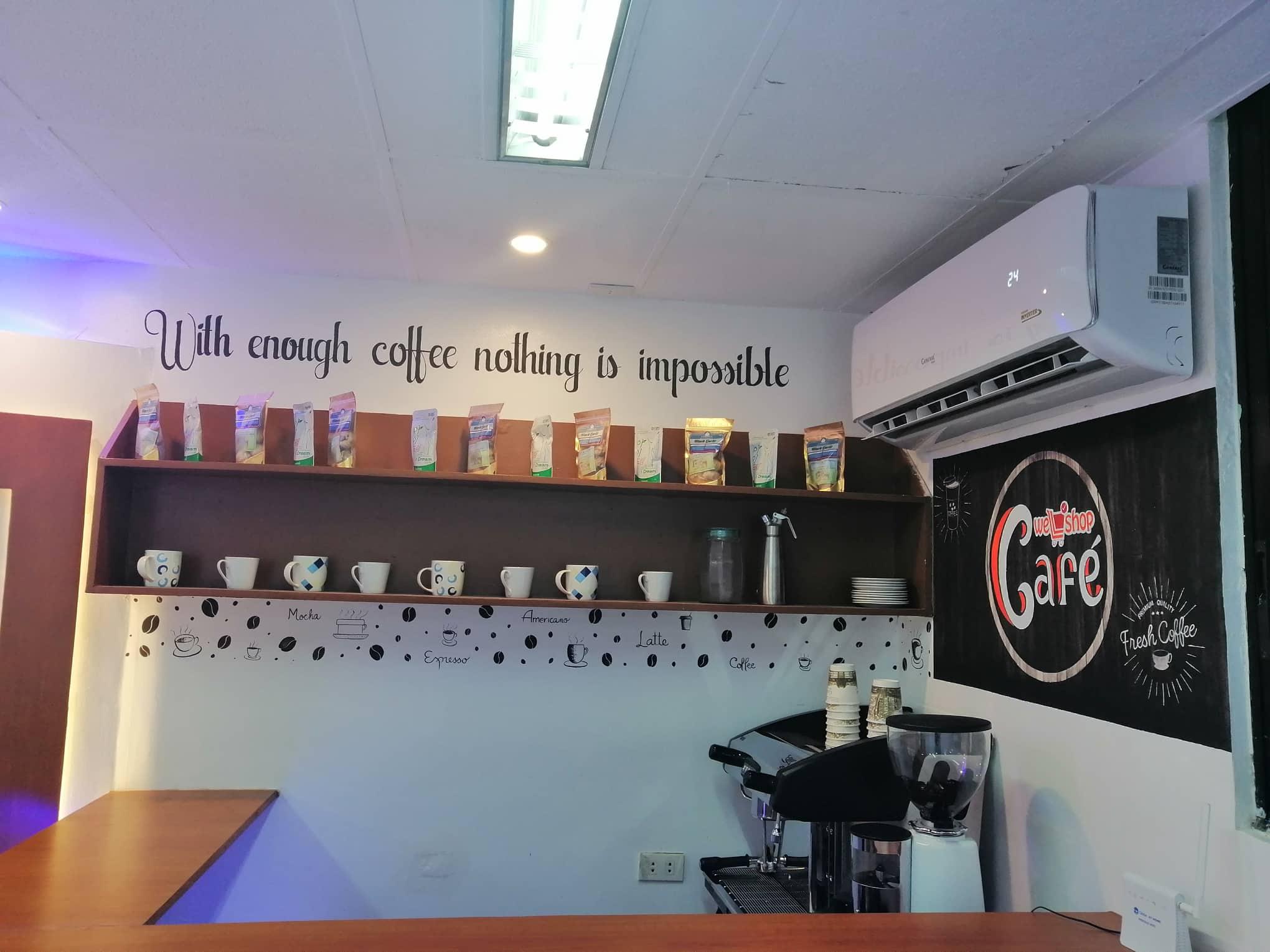 Wellshop Cafe